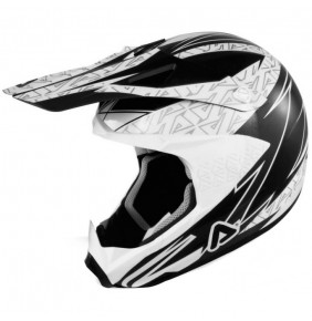 Casco Acerbis Impact GP Black