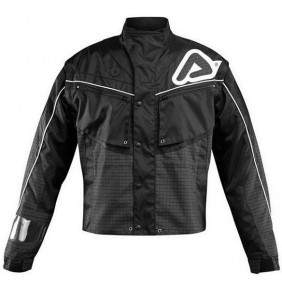 Cazadora Acerbis MotoKorp Jacket Black