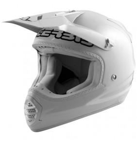 Casco Acerbis 035 Fiber Full White