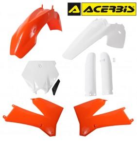 Full Kit de Plásticos Acerbis KTM 85 SX 2006-2012 Réplica