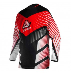 Camiseta Acerbis Profile Red