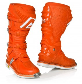Botas Acerbis X-Move 2.0 Orange 2019