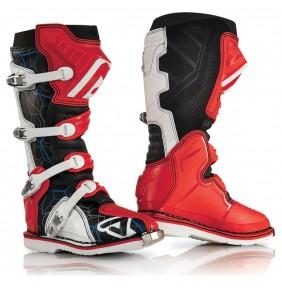Botas Acerbis X-Pro V Red / White