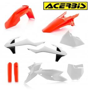Full Kit de Plásticos Acerbis KTM SX / SXF 2016-2018 Réplica 2017