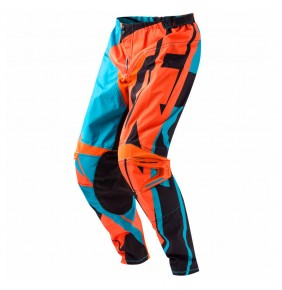 Pantalón Acerbis Profile Orange / Blue