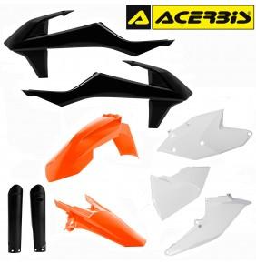 Full Kit de Plásticos Acerbis KTM EXC / EXC-F 2017-2018 Réplica 2018