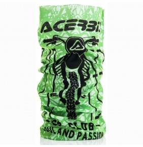 Neck Warmer Acerbis SP Club Green / Black