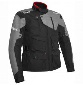 Chaqueta Acerbis Discovery Safary Jacket Black / Grey