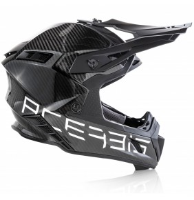 Casco Acerbis Steel Carbon Grey 2020
