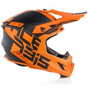 Casco Acerbis X-Pro Black / Orange