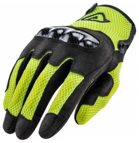 Guantes Acerbis Ramsey My Vented CE Black / Yellow