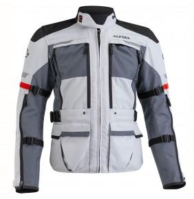 Chaqueta Acerbis X Tour Jacket CE Grey