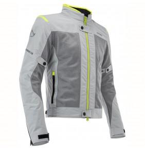 Chaqueta Verano Acerbis CE Ramsey My Vented 2.0 Jacket Grey / Yellow Fluo
