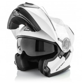 Casco Acerbis Serel White