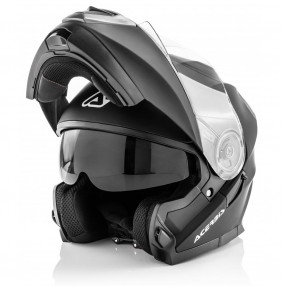 Casco Acerbis Serel Black