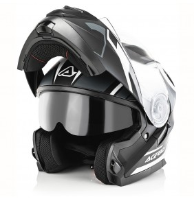 Casco Acerbis Serel Black / Grey