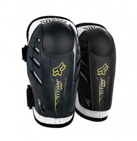 Coderas Niño FOX Titan Sport Black