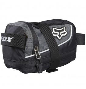Bolsa de Asiento FOX Large Black.