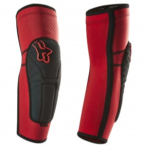 Coderas Fox Launch Enduro Elbow Pad Red