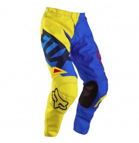 Pantalón Fox 180 Vandal Yellow Blue