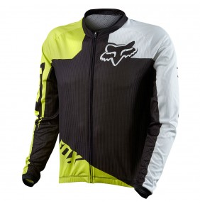 Maillot FOX Livewire Race Acid Green