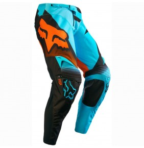 Pantalón Fox 360 Shiv Aqua