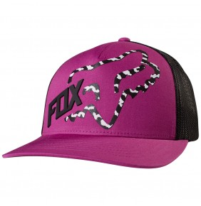 Gorra Chica Fox Reacted Berry Punch