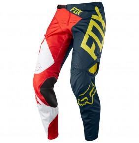 Pantalón Fox 360 Preme Navy / Red