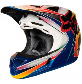 Casco Fox V3 Kustm Multi 2018