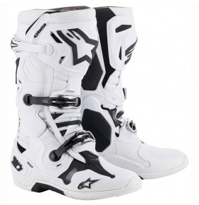 Botas Alpinestars Tech 10 White 2020
