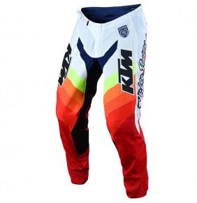 Pantalón KTM Troy Lee Designs SE PRO Mirage White / Red 2020