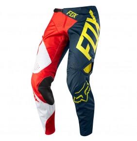 Pantalón Fox 360 Preme Navy Red