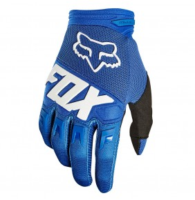 Guantes Niño FOX Dirtpaw Race Blue 2018