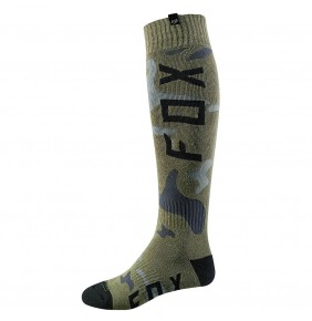 Calcetines FOX Coolmax Thin Camo
