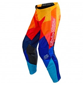 Pantalón KTM Team Troy Lee Designs GP Air Navy / Orange 2019