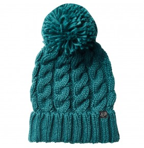 Gorro Chica Fox Valence Beanie Light / Jade Iridium