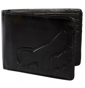 Cartera FOX Core Wallet Black