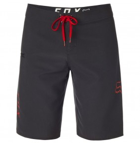 Bañador Fox Overhead Boardshort Black / Red