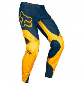 Pantalón Fox 360 Kila Navy / Yellow 2019