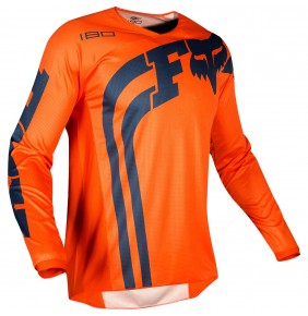 Camiseta Niño FOX 180 Cota Jersey Orange 2019