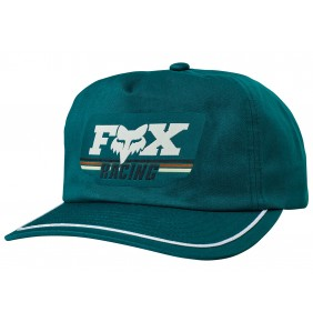 Gorra Chica Fox Retro Trucker Light / Jade Iridium