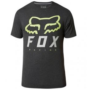 Camiseta Fox Heritage Forger Tech Tee Black / Green