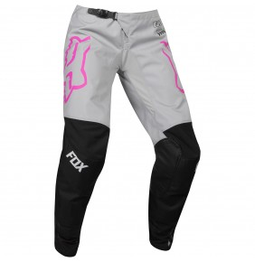 Pantalón FOX Womens 180 Mata Black / Pink 2019