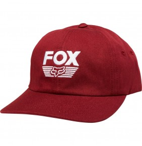 Gorra Chica Fox Ascot Hat Crnbry