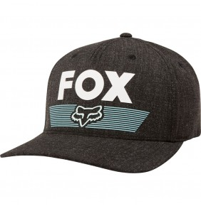 Gorra Fox Aviator Flexfit Hat Black