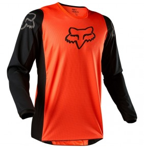 Camiseta FOX 180 Prix Fluo Orange 2020