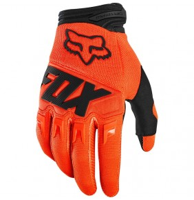 Guantes Niño FOX Dirtpaw Race Fluo Orange 2020
