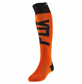 Calcetines FOX Fri Thin Sock Fyce Fluo Orange