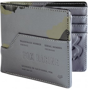 Cartera FOX The Corner Wallet Camo