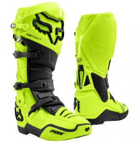 Botas FOX Instinct Fluo Yellow 2020